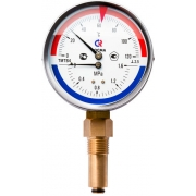 Термоманометр ТМТБ-3(4)  (радиальное присоединение)